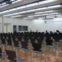 Sala de ponencias
