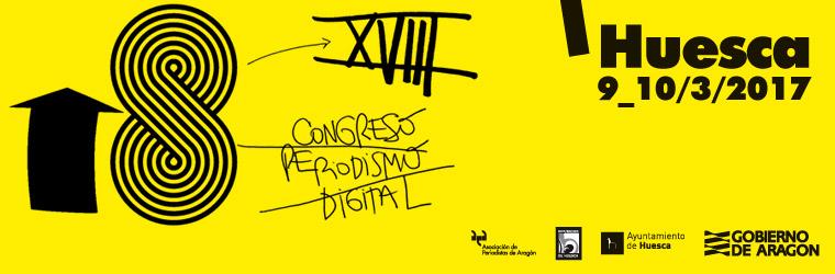 XVIII Congreso de Periodismo Digital