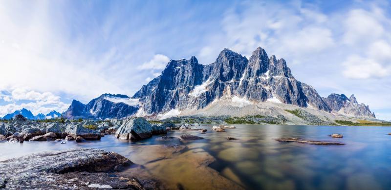 Exposición fotográfica: Canadá entre bosques y montañas