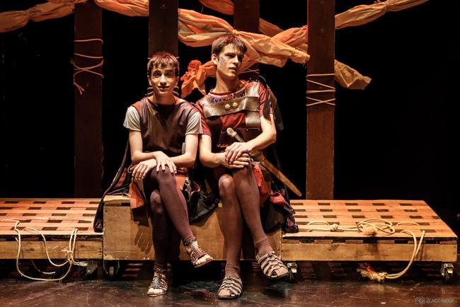 XI Festival Juvenil De Teatro Grecolatino Prósopon