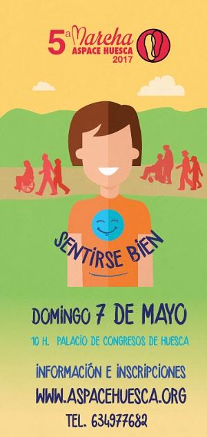 5ª Marcha Aspace Huesca 2017
