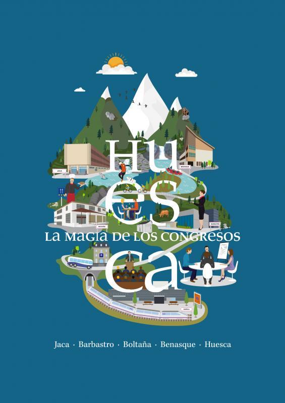 Huesca, la Magia de los Congresos