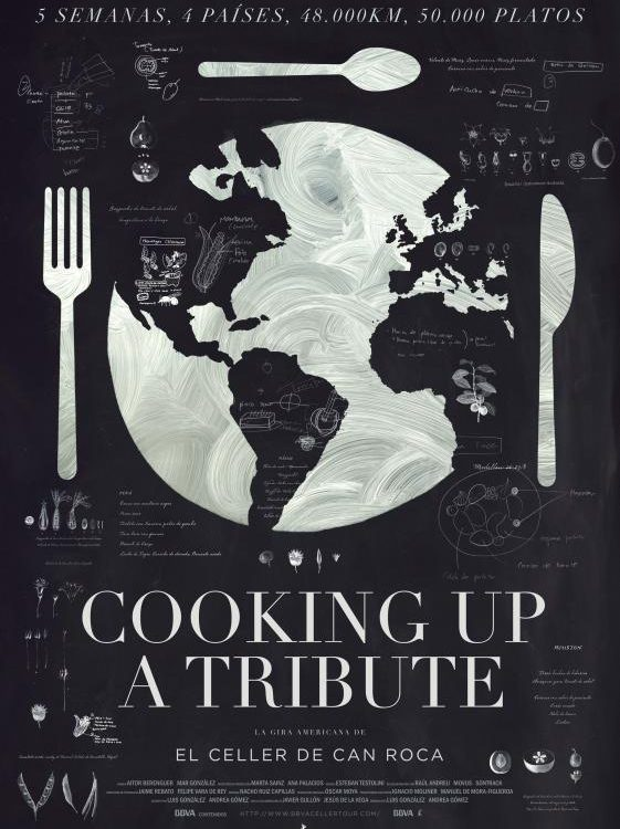Cooking Up A Tribute (Vose)
