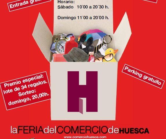 Feria del Comercio de Huesca