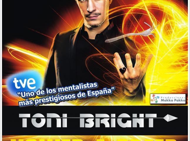 TONI BRIGHT - Magia de la Mente